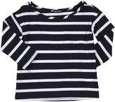 LAmade Kids Top (Toddler/Kid) - Navy/White-14