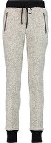 Rag & Bone Lena Bouclé-Knit Cotton-Blend Track Pants