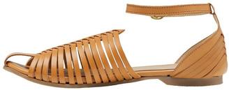 Oxford Albina Woven Leather Sandal