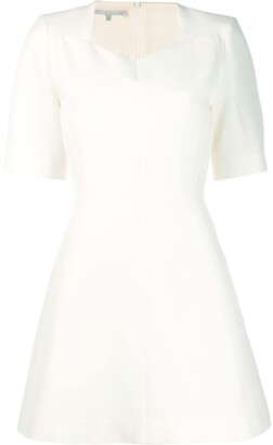 Stella McCartney Sweetheart Neckline Mini Dress