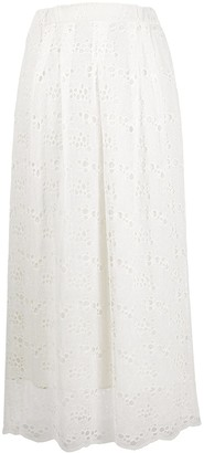 Roseanna Lace Maxi Skirt