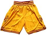 SnoKKe Men's Basketball Shorts Red XL