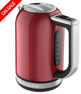 KitchenAid NEW KEK1722 Empire Red Electric Kettle