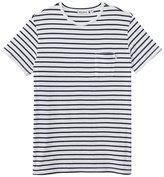 rhythm Men's Standard Stripe Short Sleeve Tee 8147815
