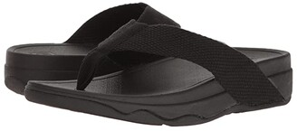 FitFlop Surfa (Black) Women's Sandals
