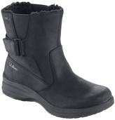 L.L. Bean L.L.Bean North Haven Leather Ankle Boots