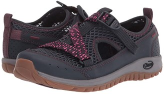 Chaco Odyssey (Toddler/Little Kid/Big Kid) (Purple) Girl's Shoes