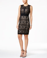 Tommy Hilfiger Lace Sheath Dress