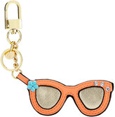 Neiman Marcus Sunglasses Embellished Charm, Coral