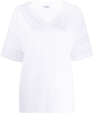 Brunello Cucinelli loose fit T-shirt