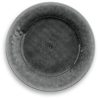 One Kings Lane Set of 6 Potters Melamine Dinner Plates - Gray