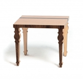 Pin It Context Furniture William And Mary End Table