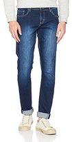 Rica Lewis Men's Albert Straight Jeans,40 W/33 L