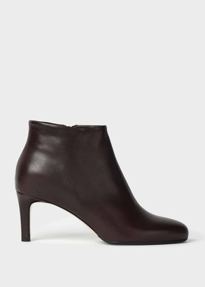 Hobbs Lizzie Leaher Stiletto Ankle Boots