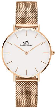 Daniel Wellington Petite Melrose 32mm Rose Gold Watch