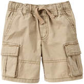 Gymboree Khaki Basic Cargo Shorts - Infant & Toddler