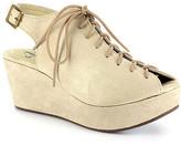 Corkys Footwear Women's Sandals Natural - Natural Jules Wedge Sandal - Women