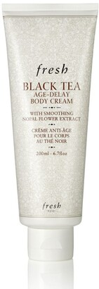 Fresh Black Tea Age-delay Body Cream