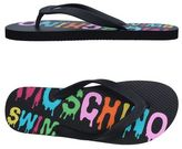 Moschino Toe post sandal