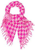 Etoile Isabel Marant Patterned Silk Scarf