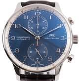 IWC Portugaise Chronographe watch