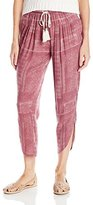 O'Neill Juniors Rana Printed Woven Pants