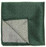 Topman Green Fleck Pocket Square