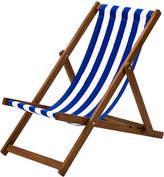Houseology Southsea Standard Deckchair PCBW