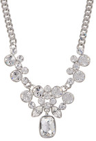 Givenchy Y-Neck Crystal Necklace