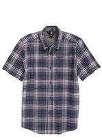 Volcom Kane Plaid Shirt (Big Boys)