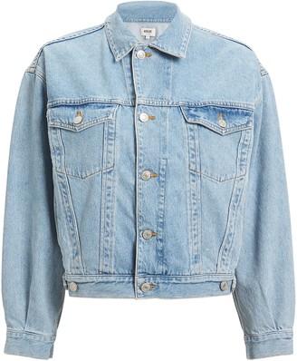 AGOLDE Charli Oversized Denim Jacket