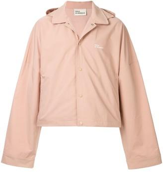 Drôle De Monsieur NFPM cropped jacket