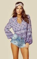 Spell kombi blouse