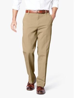Dockers Big & Tall Classic Fit Workday Khaki Smart 360 Flex Pants D3