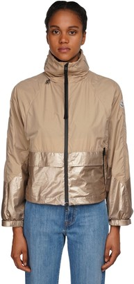 Moncler Pervenche Nylon Jacket