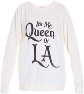 Wildfox Couture Queen Of L.A Sweater