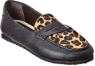 French Heritage LOOWIE Loowie Leather Loafer