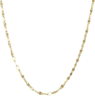 Valentino Everlasting Gold 14k Gold Chain Necklace