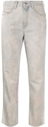 Diesel D-Eiselle straight jeans