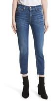 L'Agence Women's Nicoline Slit Ankle Skinny Jeans
