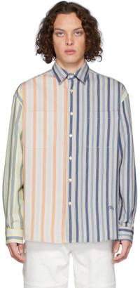 J.W.Anderson Multicolor Parasol Stripe Shirt