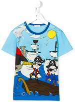 Dolce & Gabbana 'Junior Sailors' T-shirt