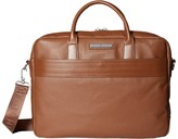 Tommy Hilfiger Morgan Briefcase Leather