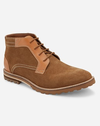 Express Reserved Footwear Union Boots