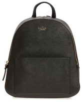 Kate Spade Cameron Street Marisole Leather Backpack - Black