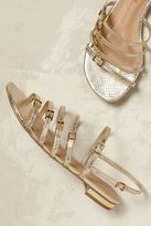 Anthropologie Willow Leather Sandals