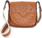 Sam Edelman Emma Emrboidered Saddle Bag