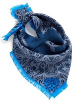 Vince Camuto Women's Lace Crossing Silk Scarf