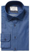 Thomas Pink Caldicot Solid Classic Fit Dress Shirt