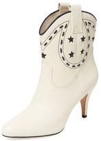 Marc Jacobs Georgia Leather Cowboy Boot